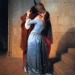 il bacio, Hayez