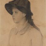 Gustav Klimt Hermine Klimt 1881