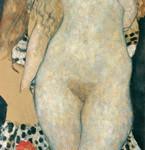 Gustav Klimt Adamo ed Eva (incompiuto) 1917‐18