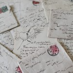 Lettera di Gustav Klimt a Emilie Flöge, 18 novembre 1895