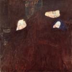 Gustav Klimt Madre con due bambini (La famiglia) 1909‐10