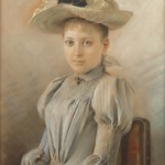 Ernst Klimt Helene Klimt 1891