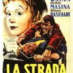 1957 La strada, Federico Fellini