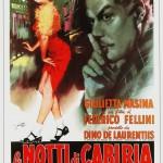 1958 Le notti di Cabiria, Federico Fellini