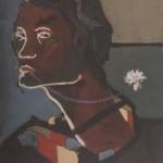 21--Autoritratto-con-la-vecchia-sciarpa-(1946)