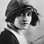 Anonimo, Tina Modotti a San Francisco,USA,1920ca