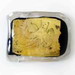 PIASTRA a SDRAIO vetro murano by Losvizzero +++++ copia