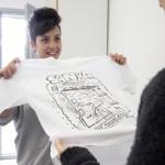 9. Laboratorio serigrafia by Irene Rinaldi scuola media