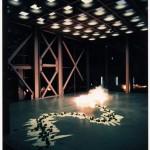 Cai Guo Qiang - Exh view 2000 3