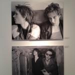 Alcuni scatti in mostra alla galleria Sozzani