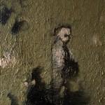 Lorenzo-Fabietti,-Figura-sola,-2014,-tecnica-mista-su-tela,-100x80-cm