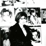 Roxanne Lowit - IsabellaRosselini, Milan 1995