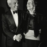 Roxanne Lowit - Ralph Lauren e Diana Vreeland MET  - Man and the Horse NY 1984 - 23x20cm - printed 1984