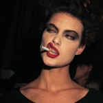 Roxanne Lowit - Shalom Harlow Paris 1995 - 100x70cm - printed 2013 ed.11