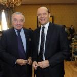 Marra con Mauro Baldissoni