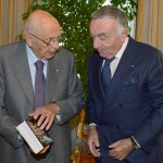 Marra con Napolitano