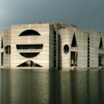 National-Assembly-Building-of-Bangladesh-Louis-Kahn