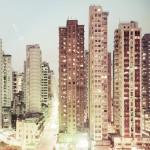 Peter Bialobrzeski, dalla serie Neontigers, Hong Kong, 2001