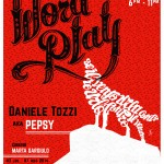 Word Play - Daniele Tozzi - Flyer