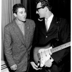 ©-2014,-Bill-Francis,-Flair-Photography,-Buddy-Holly-with-Willie-Toweel,-Trocadero-Theatre,-London--1-3-1958