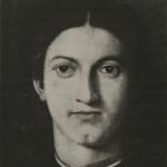 G. Paolini_Controfigura (Stand-in) 1981