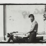 Dennis Hopper, Wallace Berman, stampa in gelatina d'argento, 11x14 inches, 28x35.5cm, AP © The Hopper Art Trust