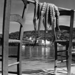 GREECE. Ionian island of Corfu. 1938. Octopus.