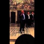 New light in Cappella Sistina