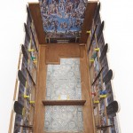Cappella Sistina, modellino sensori. Foto G. Capone