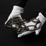 Chain, digital photo, 2014; Ph. Alexandre Gouzou