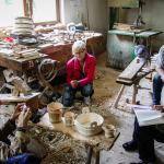 Hidden Crafts, Research at Ribnica Crafts Center, Photo Oloop