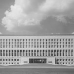Il Palazzo della Farnesina nel 1959 1 - Foto Vasari, Roma