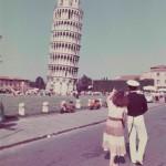 Luigi Ghirri, Pisa 1979, Serie Paesaggio italiano e Topographie-Iconographie. Courtesy galleria Poggiali e Forconi