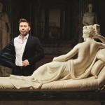 Mat Collishaw alla Galleria Borghese. Foto 3 di Guido Harari