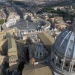 Veduta Città del Vaticano. Foto R.Aupy