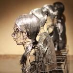 Appello, l'opera di Roberto Fanari. Foto Chiara Lombardi