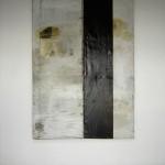 Lawrence Carroll Untitled, 1984 olio su tela / oil on canvas  254 x 180,3 x 3,8 cm Collezione dell'artista / Collection of the artist Photo credit: Carroll Studio