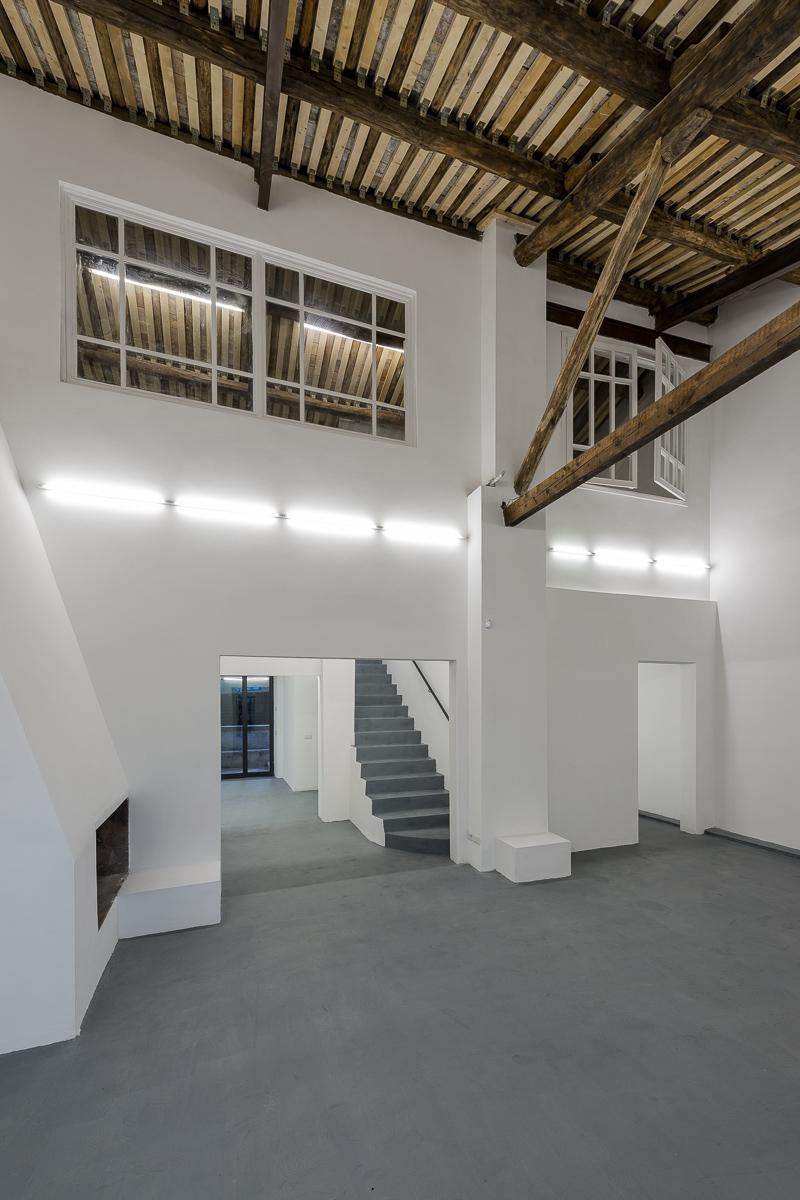 AlbumArte project space. Foto Sebastiano Luciano