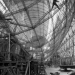 2. Construction of the dirigible, Friedrichshafen
