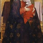 Antonello da Messina, Madonna col bambino
