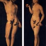 Cranach il Vecchio, Adamo ed Eva