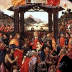 Ghirlandaio, Adorazione dei Magi
