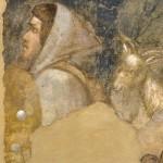 Giotto, Testa di pastore