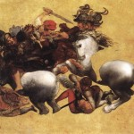 Leonardo da Vinci, Tavola Doria