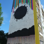Opiemme, Monumental Art, Gdansk, 2014