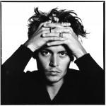 10. Johnny Depp 1995 -® David Bailey