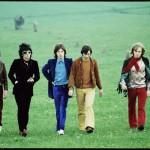 13. Rolling Stones Avebury Hill 1968 -® David Bailey