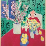 Henri-Matisse-Ramo-di-Pruno-fondo-verde-