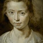 I ritratti privati di Rubens: la figlia Clara Serena
