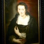 La moglie di Rubens Isabella Brant
